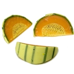 Image of Melon, Wedges, Charentais  pk3