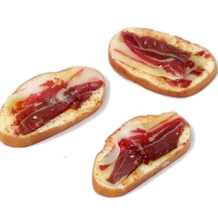Image of Jamon On Toast