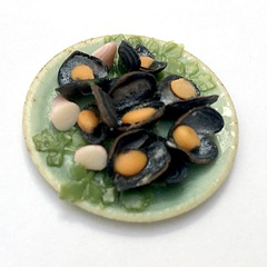 Mussels Plate