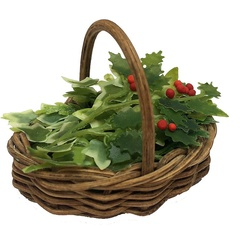 Image of Xmas Basket Medium