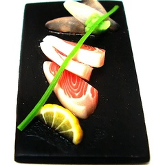 sashimi black board