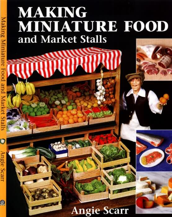 index html Books and DVDs, Making Miniature Foods Book